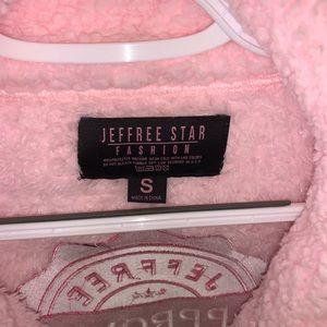 Jeffree Star Jewelry - Jeffree Star Fuzzy Pink Jacket Valentine's Day